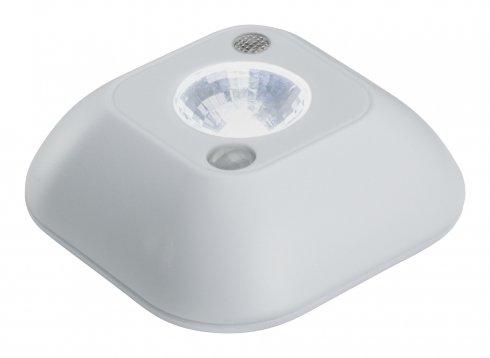 Svítidlo - baterka Motion Sensor Light bílá s pohybovým čidlem - PAULMANN-1