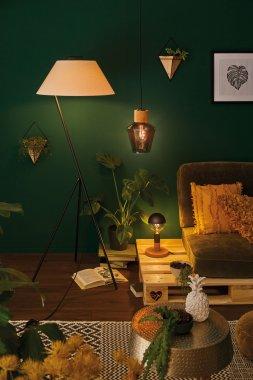 Pokojová stolní lampa P 79738-1