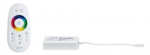 Kontroler MaxLED RGBW max. 144W vč.dálkového ovládání - PAULMANN-1