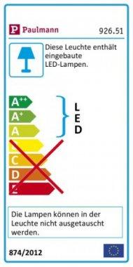 Koupelnové osvětlení LED  P 92651-4