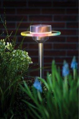 Solární svítidlo LED  P 93699 s čidlem-1