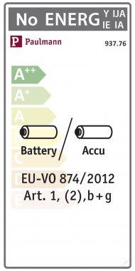Zemní svítidlo LED  P 93776 solární-2