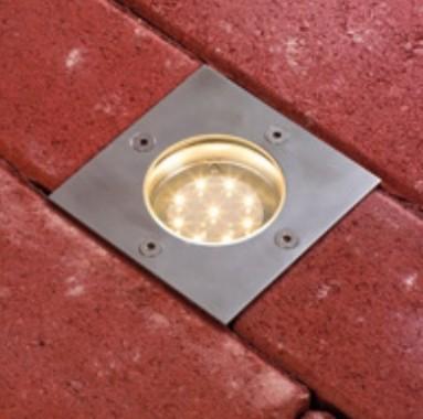 Pojezdové/zemní svítidlo LED  P 93787-1