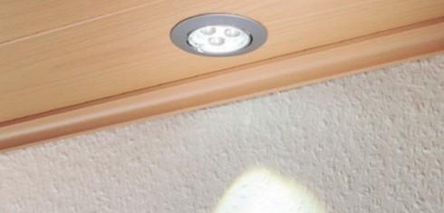 Bodové vestavné svítidlo P 98729-1