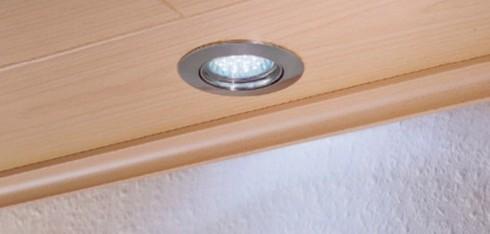 Bodové vestavné svítidlo P 98762-1