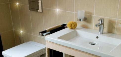 Koupelnové svítidlo P 98768-1