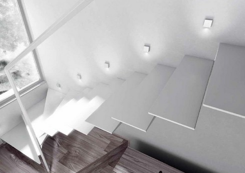 Nástěnné svítidlo  LED R10178-1