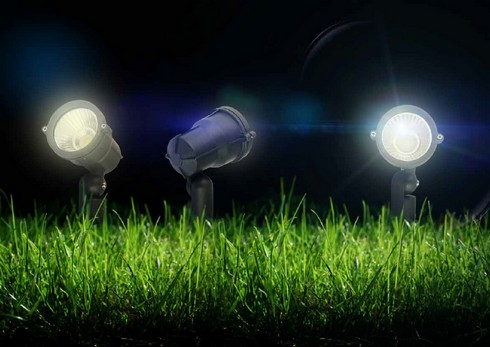 Venkovní sloupek  LED R10527-1