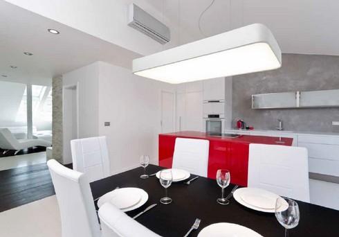 Lustr/závěsné svítidlo  LED R10584-1