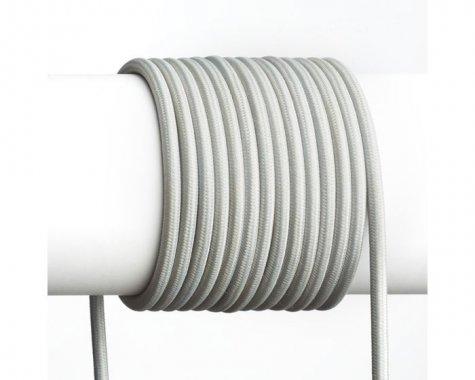 FIT textilní kabel 3X0,75 1bm bílá-2