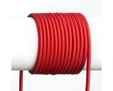 FIT textilní kabel 3X0,75 1bm fuchsiová -4
