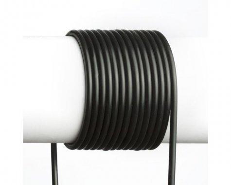 FIT kabel 3X0,75 1bm černá-2