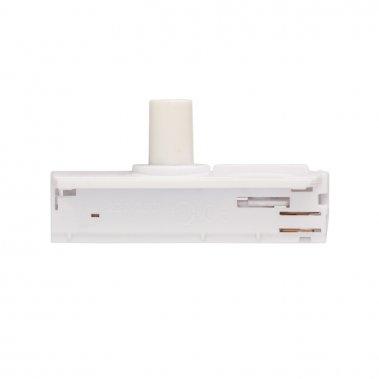 1F adaptér bílá 230V - RED - DESIGN RENDL-1
