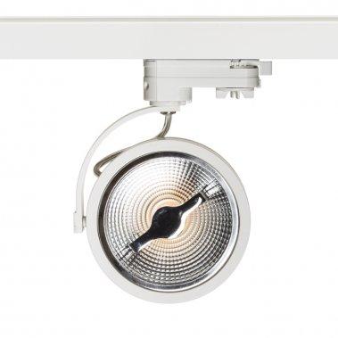 KELLY LED pro tříokr. lištu bílá 230V LED 12W 24° 3000K - RED - DESIGN RENDL-1