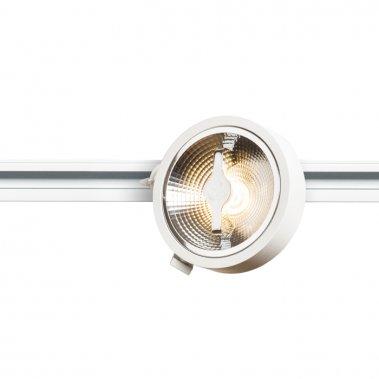 KELLY LED pro tříokr. lištu bílá 230V LED 12W 24° 3000K - RED - DESIGN RENDL-2