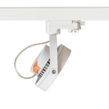 KELLY LED pro tříokr. lištu bílá 230V LED 12W 24° 3000K - RED - DESIGN RENDL-3