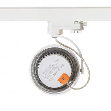 KELLY LED pro tříokr. lištu bílá 230V LED 12W 24° 3000K - RED - DESIGN RENDL-4