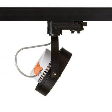 KELLY LED pro tříokr. lištu černá 230V LED 12W 24° 3000K - RED - DESIGN RENDL-1