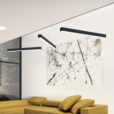 Lustr/závěsné svítidlo  LED R12721-1