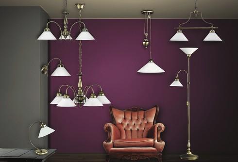 Pokojová lampička RA 2702-1