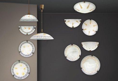 Svítidlo na stěnu i strop RA 3483-1