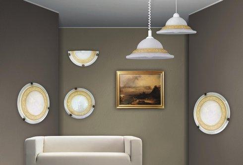 Svítidlo na stěnu i strop RA 3714-1
