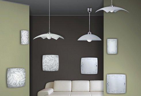 Svítidlo na stěnu i strop RA 3843-1