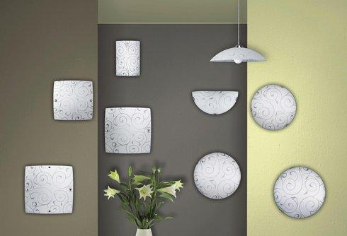 Svítidlo na stěnu i strop RA 3855-1