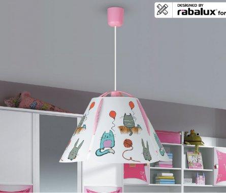Dětský lustr RA 4567-1
