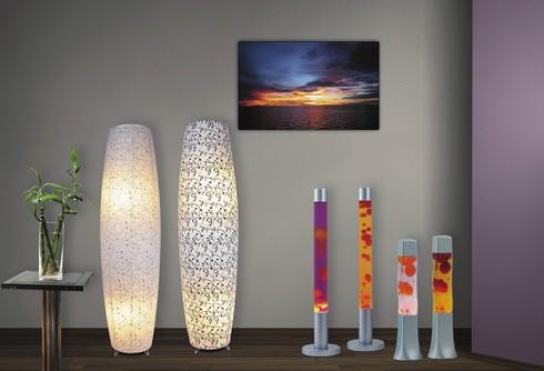 Stojací lampa RA 4729-1