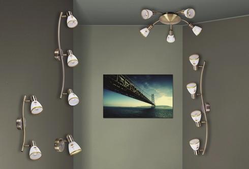 Přisazené bodové svítidlo RA 6358-1