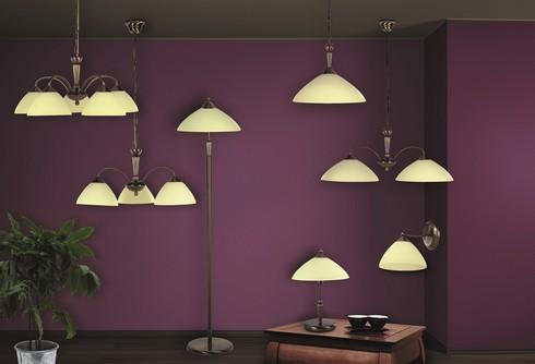 Pokojová lampička RA 8172-1