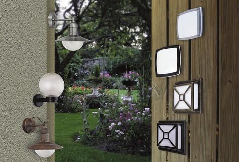 Venkovní svítidlo stropní/nástěnné RA 8188-1