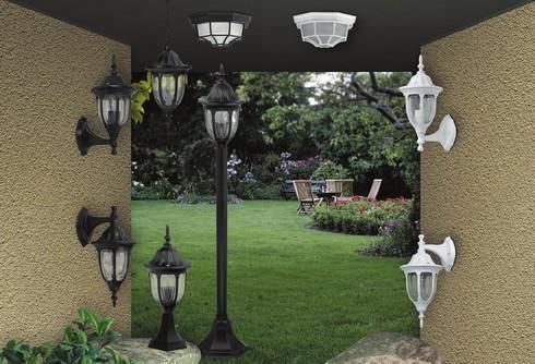 Venkovní svítidlo stropní/ nástěnné RA 8336-1