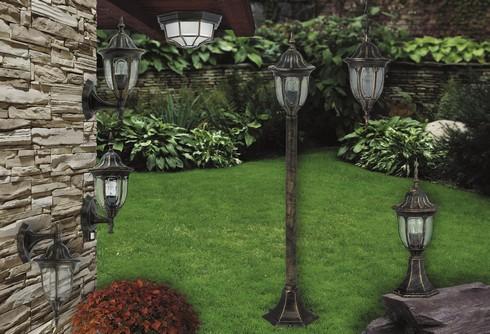 Venkovní svítidlo stropní/nástěnné RA 8376-1