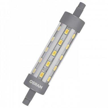 LED žárovka 6.5W LED RED G12249-1