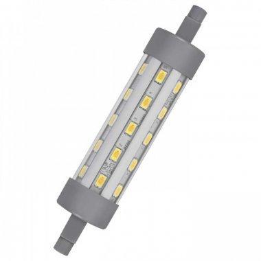 LED žárovka 6.5W LED RED G12249-2