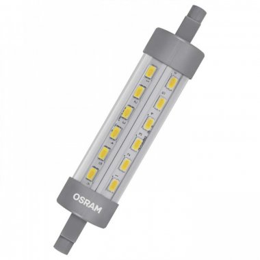 LED žárovka 9W LED RED G12250-1