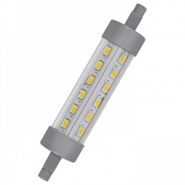 LED žárovka 9W LED RED G12250-2