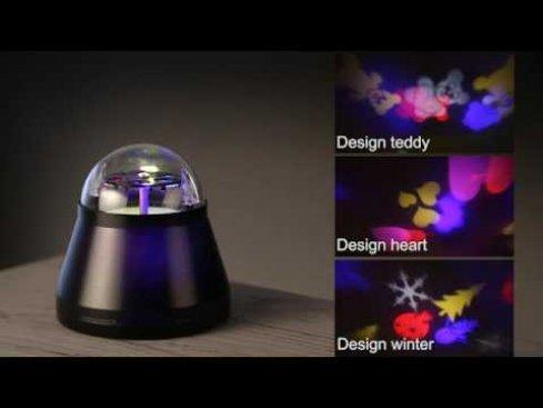 Dětská lampička LED  WO 80036-1